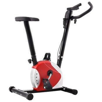VidaXL, Rowerek treningowy, czerwony, 64x41x104 cm-vidaXL