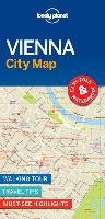Vienna City Map - Lonely Planet