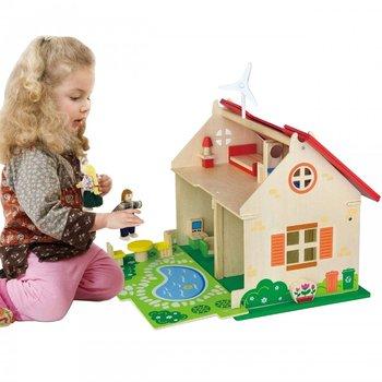 Viga, domek dla lalek-Viga