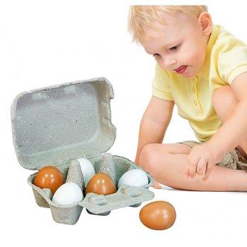 Viga, zabawka edukacyjna Jajka w wytłoczce-Viga