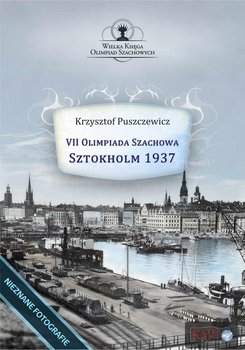 VII Olimpiada szachowa. Sztokholm 1937-Puszczewicz Krzysztof