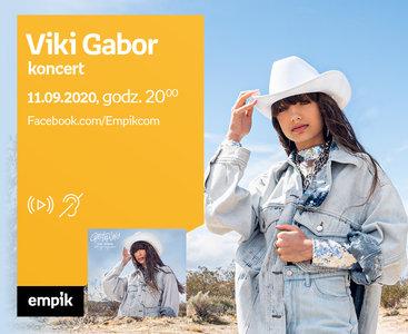 Viki Gabor – koncert – #EmpikMusicLive