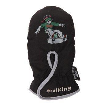 Viking, Rękawice dziecięce, SKATER, grafitowy, rozmiar 4-Viking