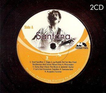 Vintage Vinyl: Carlos Santana-Santana Carlos