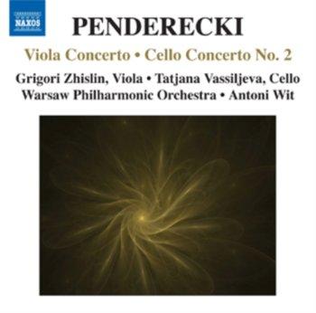 Viola Concerto, Cello Concerto No. 2-Orkiestra Filharmonii Narodowej