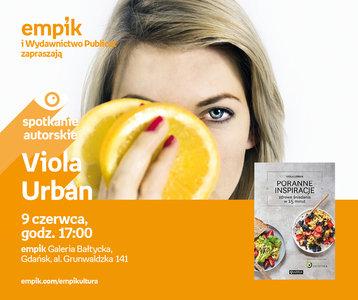 Viola Urban   Empik Galeria Bałtycka