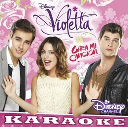 Violetta: Gira Mi Cancion - karaoke - Various Artists
