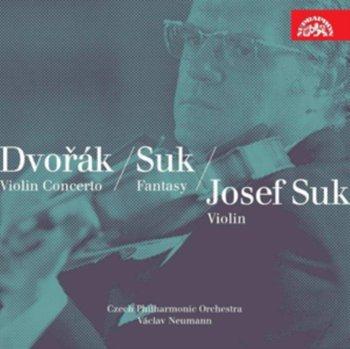 Violin Concerto, Fantasy-Suk Josef