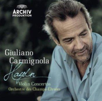 Violin Concertos-Carmignola Giuliano, Orchestre des Champs-Elysees