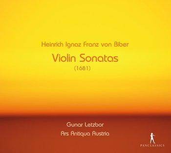 Violin Sonatas (1681)-Letzbor Gunar, Ars Antiqua Austria