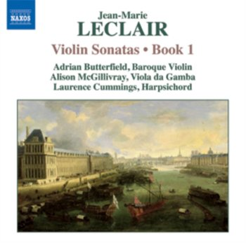 Violin Sonatas Book 1 - Butterfield Adrian, Cummings Laurence, McGillivray Alison
