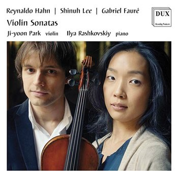 Violin Sonatas-Park Ji-yoon, Rashkovskiy Ilya