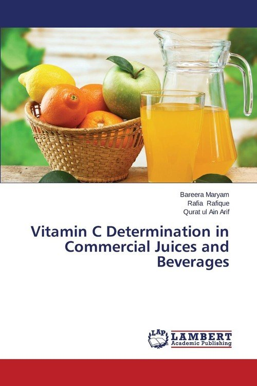 a biological assay to compare vitamin c content between fresh juices and commercially sold juices Regarding vitamin c content journal of chemistry is a total polyphenol content of 23 commercially available vegetable juices before and after in.