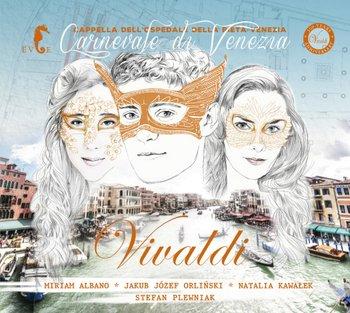 Vivaldi: Carnevale Di Venezia-Cappella dell'Ospedale della Pieta, Albano Miriam, Orliński Jakub Józef, Kawałek Natalia