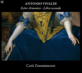 Vivaldi: Estro Armonico Libro secondo-Cafe Zimmermann