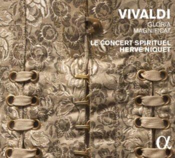 Vivaldi: Gloria & Magnificat-Le Concert Spirituel, Niquet Herve