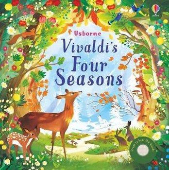 Vivaldi's Four Seasons-Watt Fiona