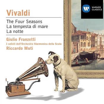 Vivaldi: The Four Seasons - Riccardo Muti, Giulio Franzetti