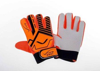 Vivo, Rękawice bramkarskie, Goal, pomarańczowy, rozmiar 3-Vivo