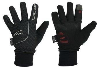 Vivo, Rękawiczki kolarskie, SB-02-1566, czarny, rozmiar XL-Vivo