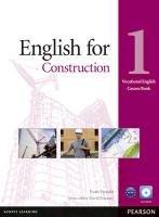 Vocational English Level 1 English for Construction + CD-Frendo Evan
