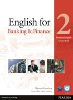 Vocational English Level 2. English for Banking and Finance. Coursebook + CD