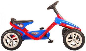 Volare, Psi Patrol, Mini Go Kart 10 Cal Junior Niebieski / Czerwony-VOLARE