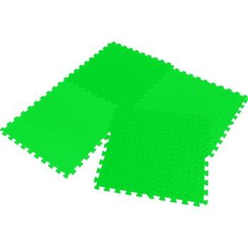 VS, Mata puzzle piankowe, 60x60, zielony-Victoria Sport