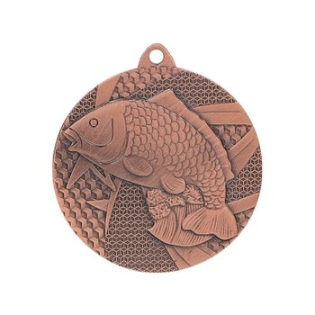 VS, Medal brązowy, Wędkarstwo, stalowy-VS
