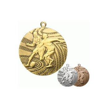 VS, Medal złoty, Piłka nożna, stalowy-VS