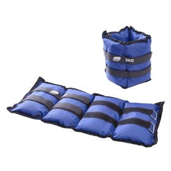 VS, Obciążenie na przyguby, 6 kg, niebieski-Victoria Sport