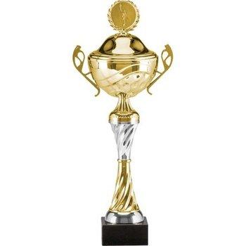 VS, Puchar metalowy z przykrywką, 7124/DP-VS