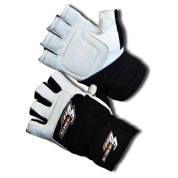 VS, Rękawice skórzane z usztywnianiem, S-Victoria Sport