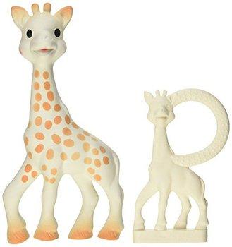 Vulli, gryzak Żyrafka Sophie, zestaw-Vulli