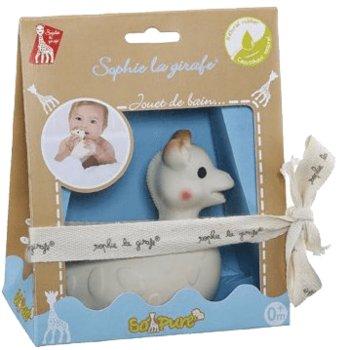 Vulli, So'Pure, zabawka do kąpieli żyrafa Sophie -Vulli