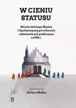 W cieniu statusu. Miasta Dolnego Śląska i Opolszczyzny po reformie administracji publicznej z 1998 r.-Wołek Artur