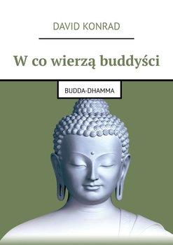 Wcowierzą buddyści-Konrad David