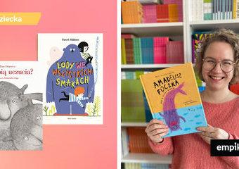 W każdą książkę wkładamy dużo serca – rozmowa z Katarzyną Domańską