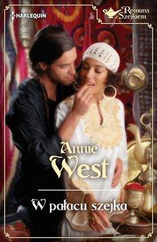 W pałacu szejka-West Annie