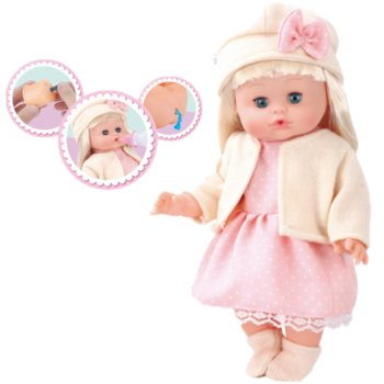Wabnic, lalka interaktywna Pola -Wabnic
