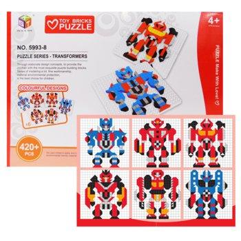 Wabnic, puzzle Robot-Wabnic