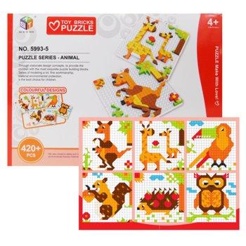 Wabnic, puzzle Zwierzęta-Wabnic