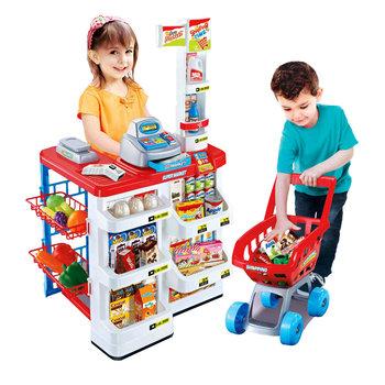 Wabnic, zabawka edukacyjna Supermarket-Wabnic