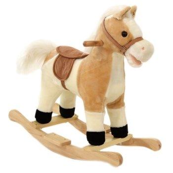 Wabnic, zabawka interaktywna Koń na biegunach-Wabnic