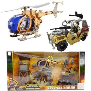 Wabnic, zestaw wojskowy Helikopter-Wabnic