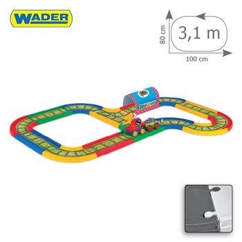 Wader, kolejka Kid Cars-Wader