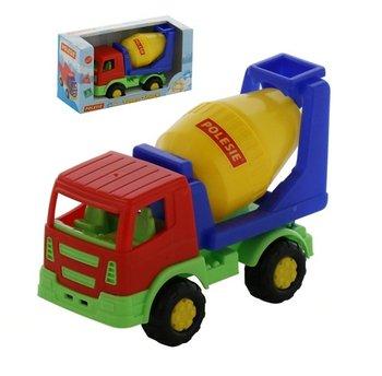 Wader-Polesie, samochód betoniarka Tioma-Wader Polesie