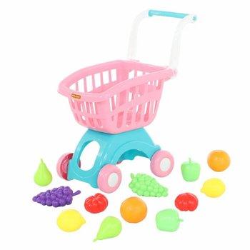 Wader Quality Toys, wózek sklepowy -Wader Quality Toys