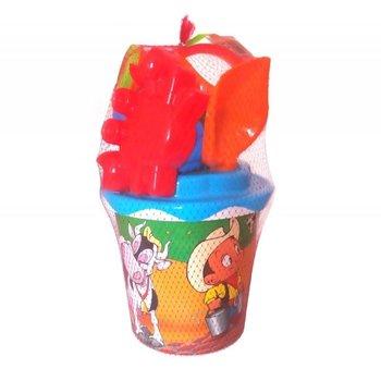 Wader Quality Toys, zestaw zabawek do piasku-Wader Quality Toys