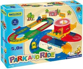 Wader, stacja przesiadkowa Kid Cars-Wader